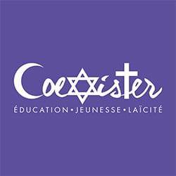Coexister logo